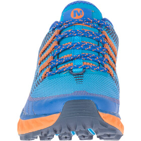Merrell Agility Peak 4 Shoes Men, niebieski/kolorowy